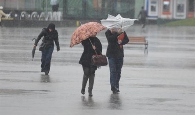 Meteoroloji'den son dakika kuvvetli yağmur uyarısı