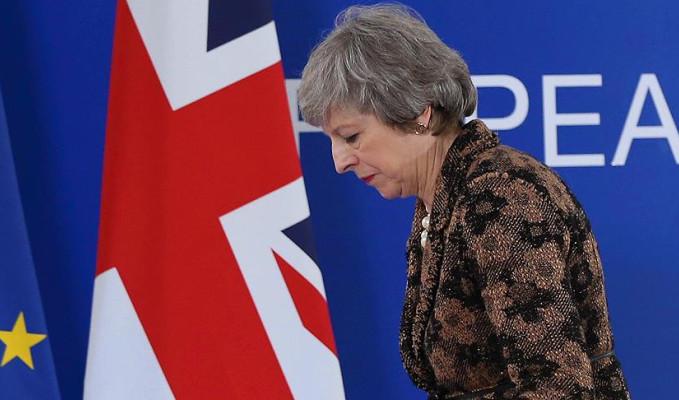 May sendikacılara Brexit anlaşmasını anlattı
