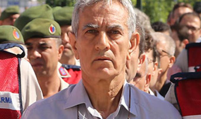Darbe sanığı Akın Öztürk Ankara Adliyesi'nde