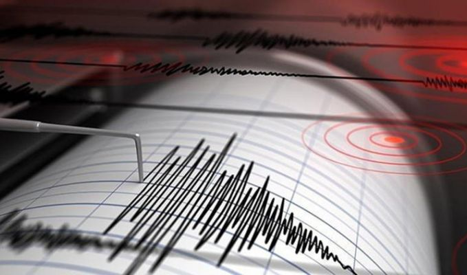Bursa'da 3.8 büyüklüğünde deprem