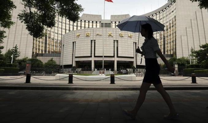 Çin MB'den piyasaya rekor fonlama