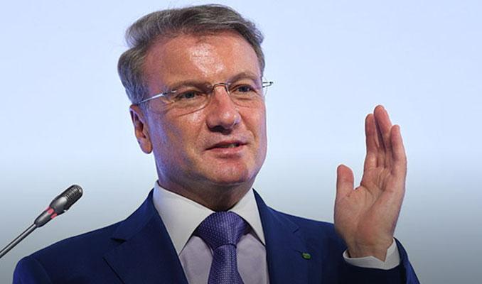 Sberbank CEO'su Gref, faiz oranlarında düşüş bekliyor