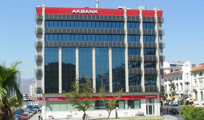 Akbank'ta GMY değişikliği