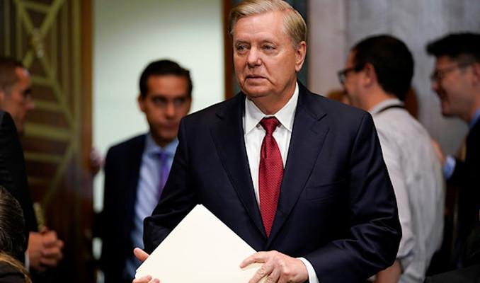 Graham, Senato'ya sunulacak Türkiye yaptırımları tasarısını açıkladı