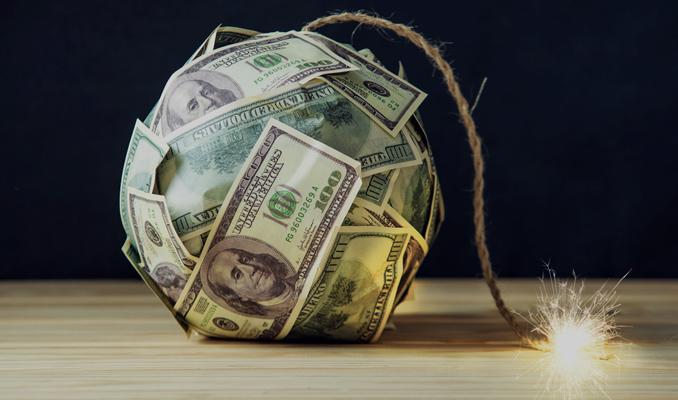 Global ekonomi için kriz çanları çalıyor