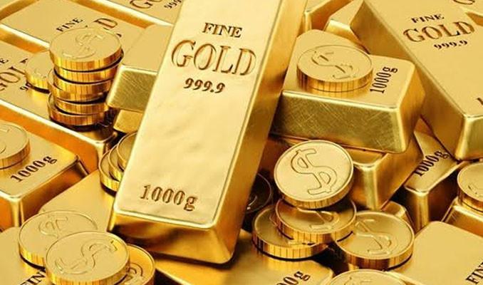 Altın ticaret beklentileri ile kazancının bir kısmını geri verdi