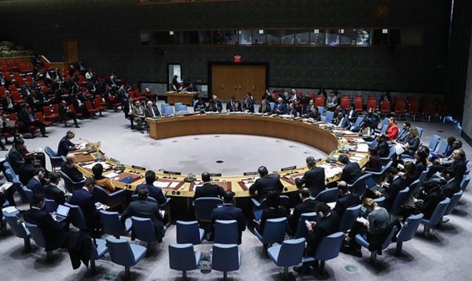 BMGK'da Türkiye'yi kınama oylaması: ABD ve Rusya'dan veto