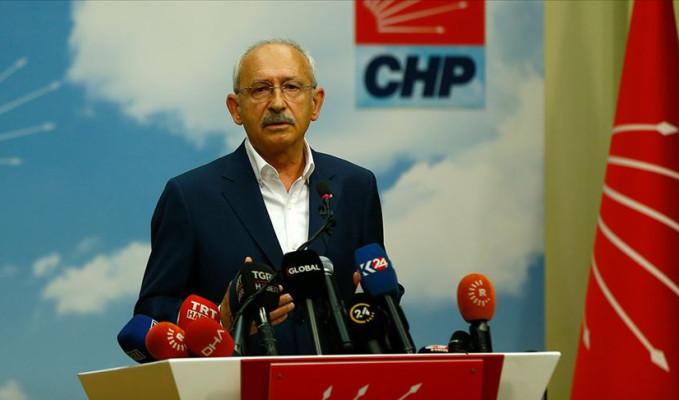 Kılıçdaroğlu'ndan hayatını kaybeden vatandaşlar için taziye mesajı