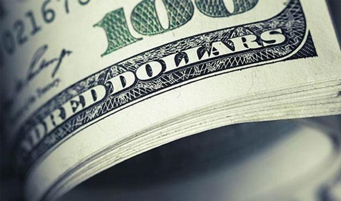Dolar 5.90'ın altına indi