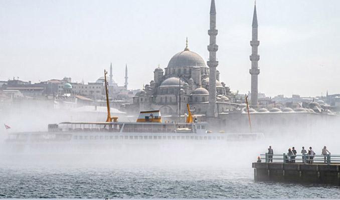 İstanbullular dikkat! Sis, pus, yağmur...