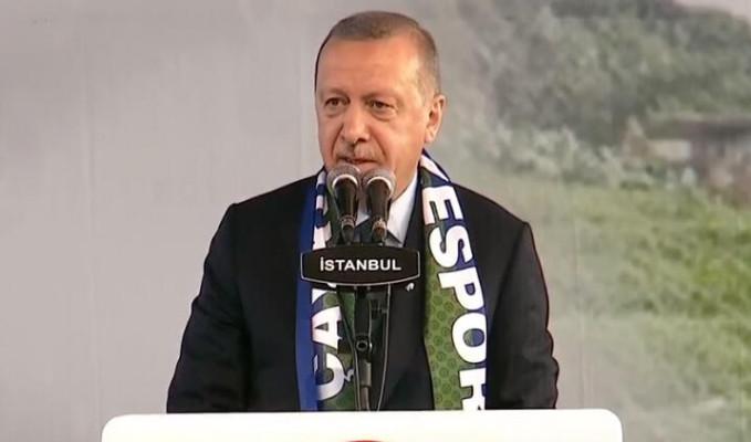 Erdoğan: Şimdi tek tip sigara paketi uygulamasına geçiyoruz