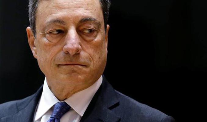 Draghi ECB'de tartışmalara yol açtı