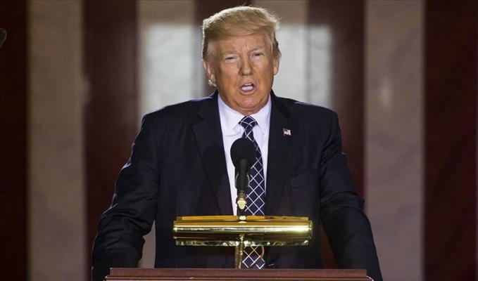 Trump: ABD tarihindeki en kötü aldatmaca...