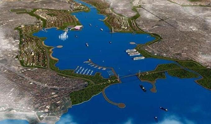 Kanal İstanbul'un maliyeti 15 milyar TL arttı