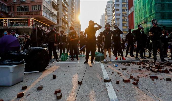 Hong Kong ekonomisi zor durumda! Teknik resesyona girdi