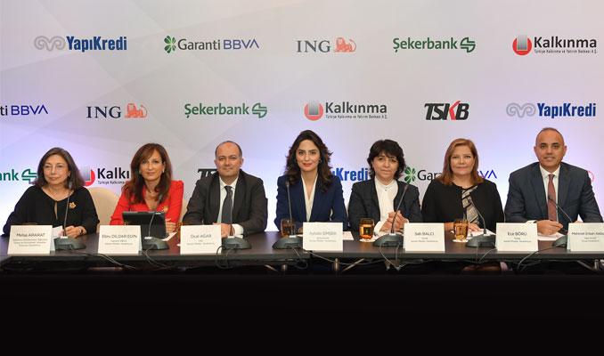 Altı Türk bankası sürdürülebilir gelecek için öncü oldu
