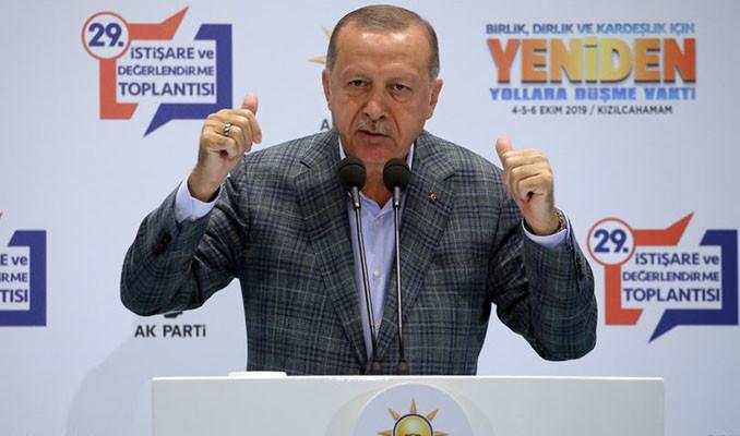 Erdoğan'dan Ankara'da önemli açıklamalar