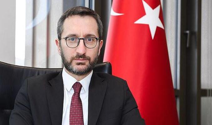 Altun: Dünya Türkiye'nin planını desteklemeli