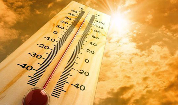Eylül 2019 da sıcaklık rekoru kırdı!