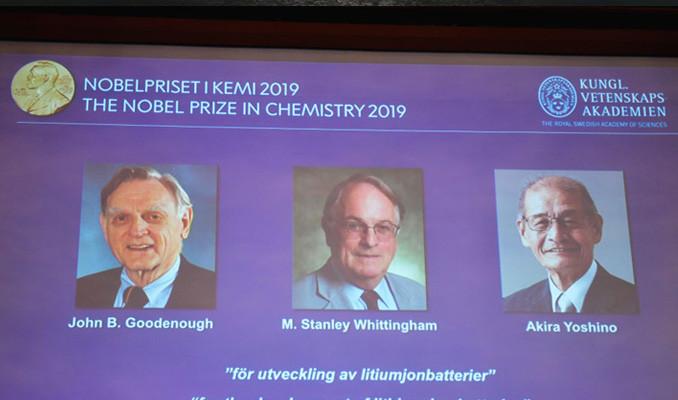 Nobel Kimya Ödülü'nün sahipleri belli oldu