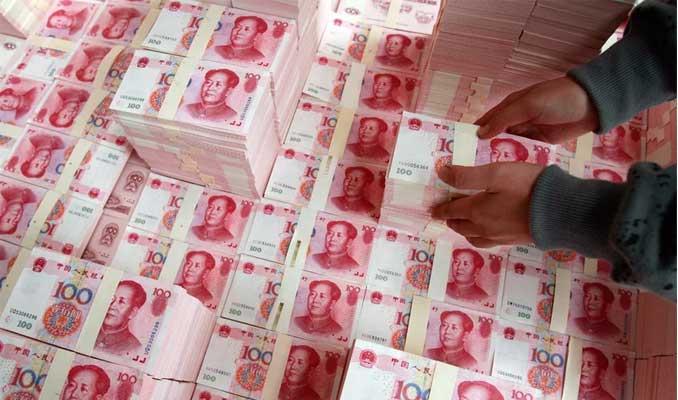 Çin'in kredi büyümesi 2 yılın en düşüğünde!