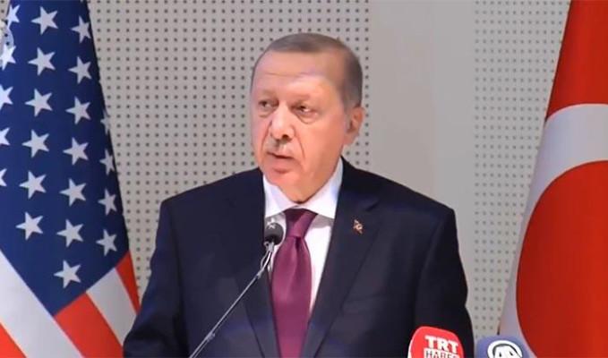Erdoğan: Kurulan tuzağı boşa çıkardık