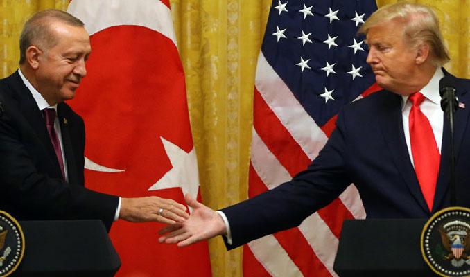 Trump'tan Erdoğan'a övgü: Hayranıyım