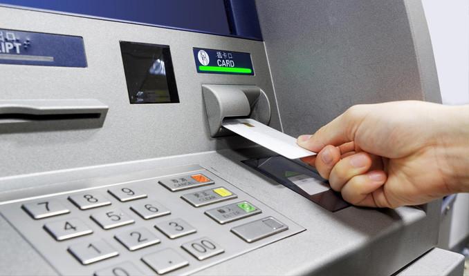 Artık yeni kimlikle ATM'lerden para çekilebilecek