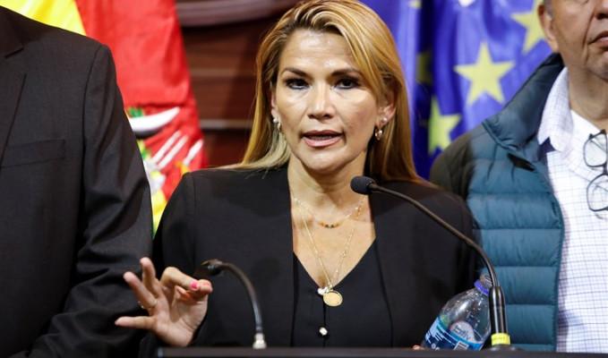 Jeanine Anez'den Morales'e yargı tehdidi