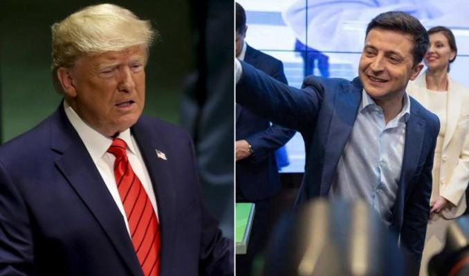 Trump ile Zelenskiy'in ilk görüşmesinin metni yayımlandı
