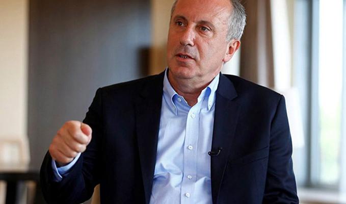 Muharrem İnce'den CHP Genel Merkezi'ne çok sert eleştiriler