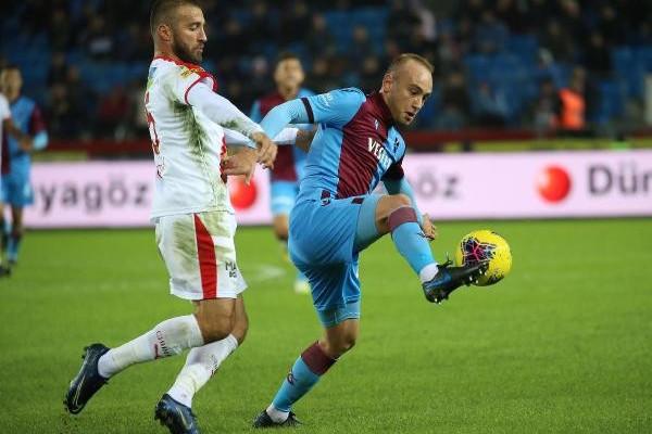 Trabzonspor'un belini sakatlıklar büktü