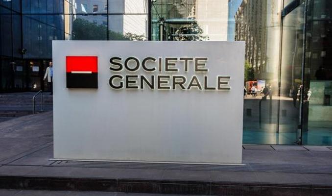Societe Generale'inn 3. çeyrekte karı %34 azaldı