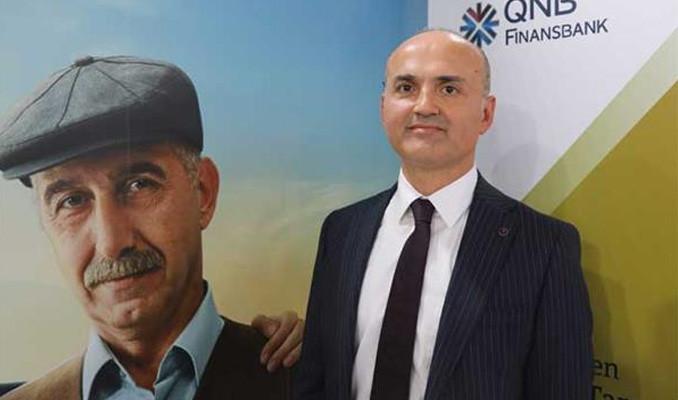 QNB Finansbank'tan tarıma 9 ayda 2 milyar lira kredi finans