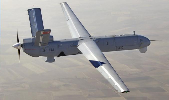Yerli insansız hava aracı ANKA rekora uçtu