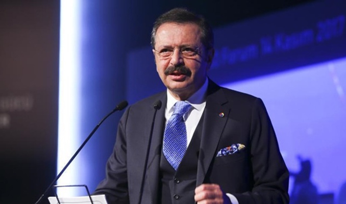 Hisarcıklıoğlu'dan 2019 için büyüme öngörüsü