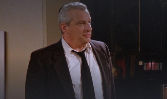 Ünlü oyuncu Charles Levin'in cesedini akbabalar yemiş