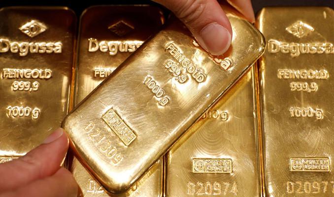Altının kilogramı 269 bin 500 liraya geriledi