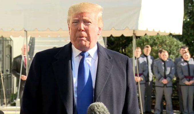 Trump'tan tarife açıklaması: Geri çekme yok