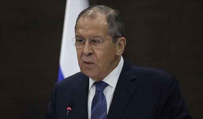 Lavrov'dan önemli Suriye açıklaması