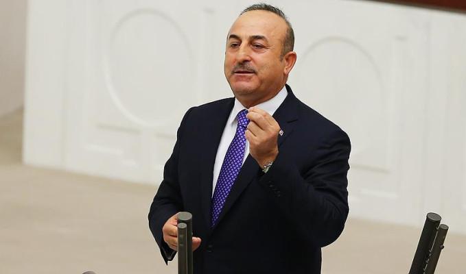 Çavuşoğlu: Suriye'nin bölünmesinin önüne geçtik