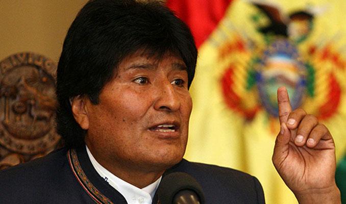Bolivya Devlet Başkanı halkı sokağa çağırdı