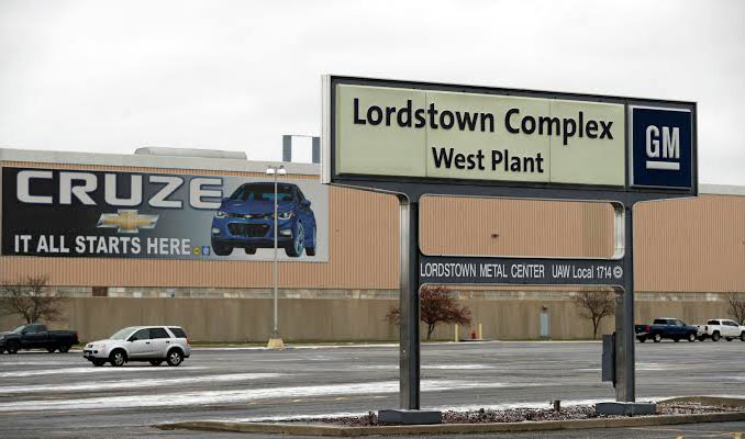 GM'den fabrikasını sattığı şirkete finansman desteği