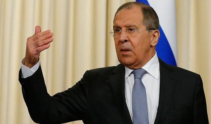 Trump Beyaz Saray'da Lavrov'u kabul edecek