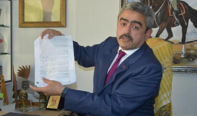 MHP'li eski belediye başkanına hapis cezası