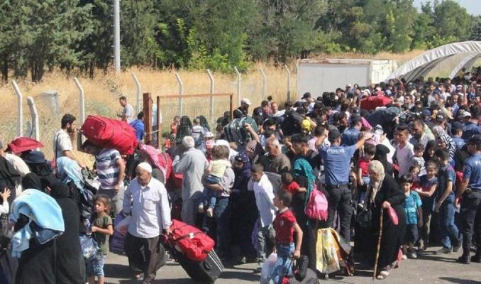 Bağcılar'da 6 bin göçmen sınır dışı edildi