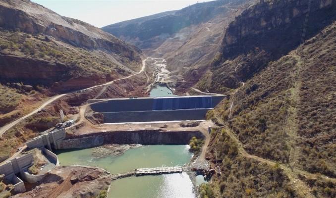 Silvan Barajı 2021'de su tutacak