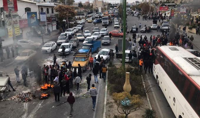 Uluslararası Af Örgütü: İran'da en az 208 kişi öldü