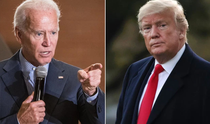 Biden, Trump'a karşı 'anahtar' kelimeyi buldu