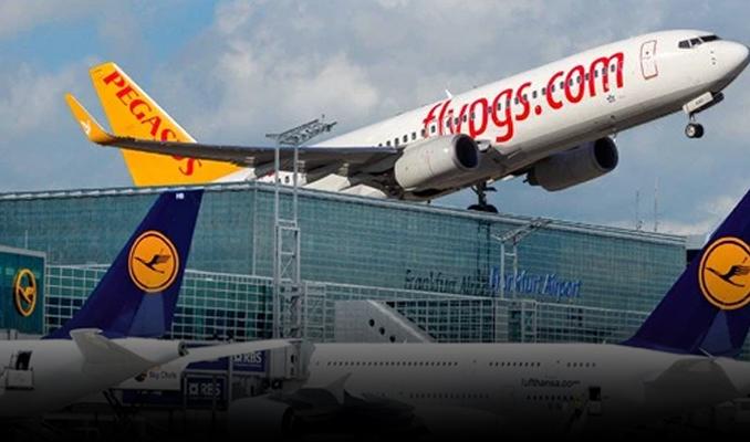 Pegasus'tan 16 Airbus için finansal kiralama kararı